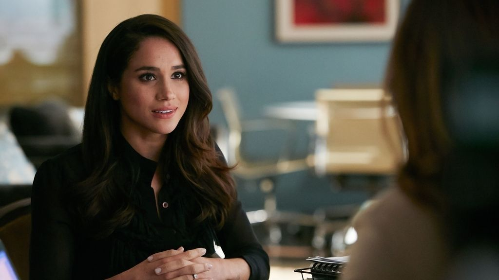 Meghan Markle es Rachel Zane en 'Suits'