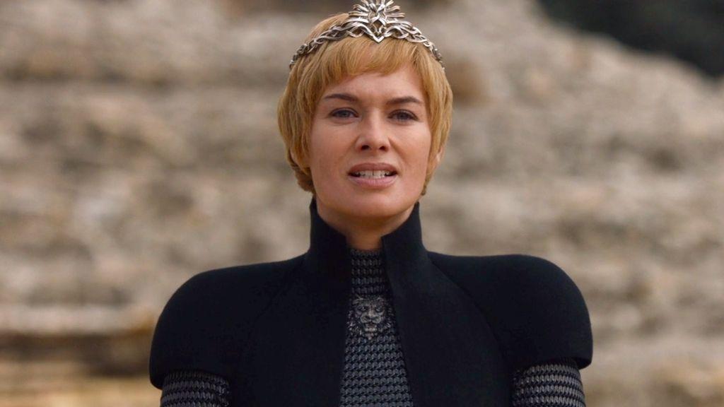 Lena Headey es Cercei Lannister en 'Juego de tronos'