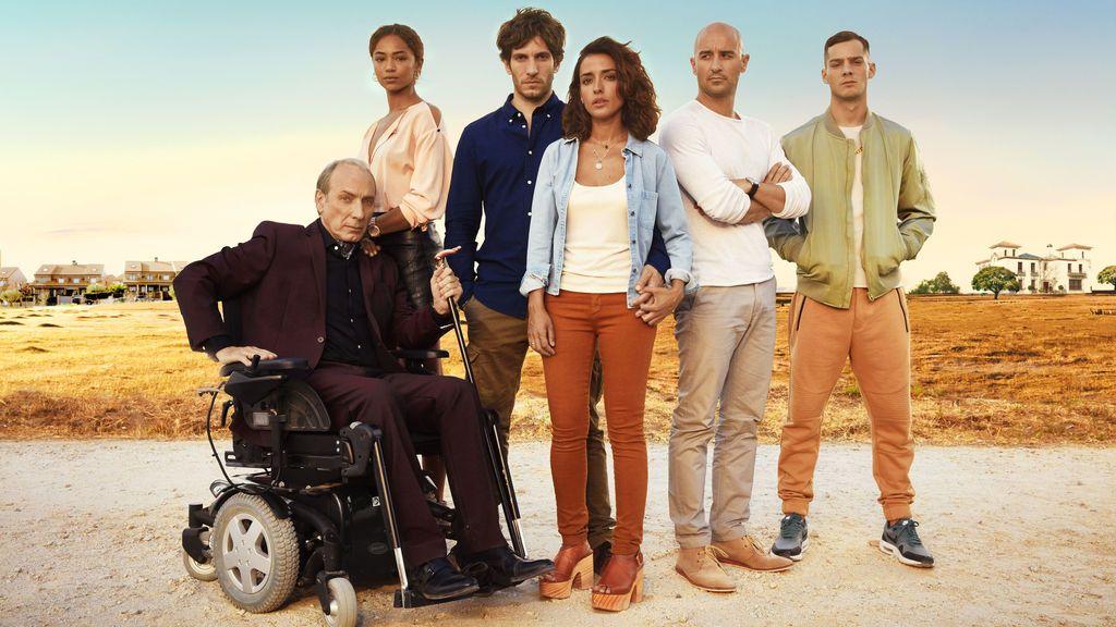 Quién es quién en 'El accidente', la nueva serie de Telecinco