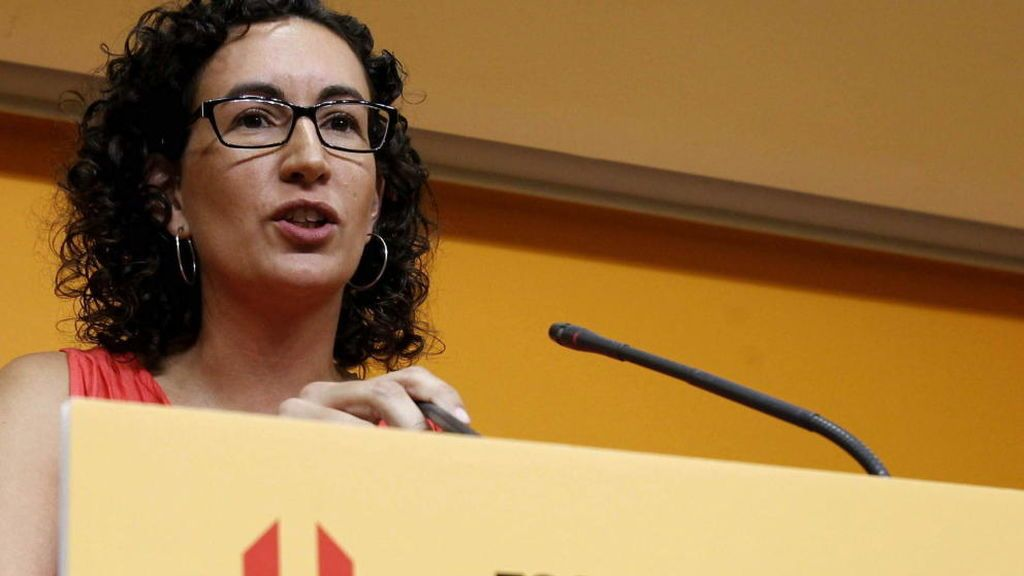 """Rovira (ERC) ve en Rajoy """"un golpe de Estado contra la mayoría legal y democrática"""""""