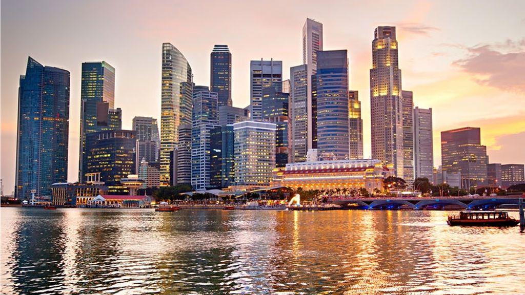 Singapur , con 13.11 millones de visitantes previstos en 2017