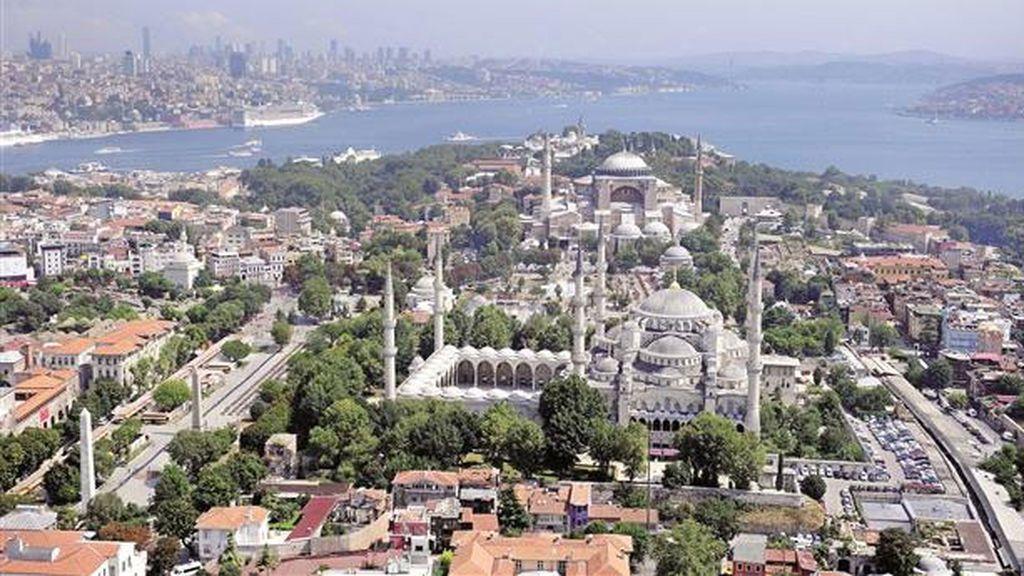 Estambul (Turquía), con 9.16 millones de visitantes previstos en 2017