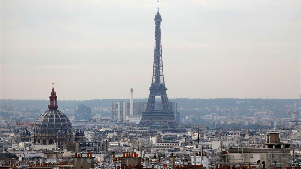 París ( Francia ), con 16.13 millones de visitantes previstos en 2017