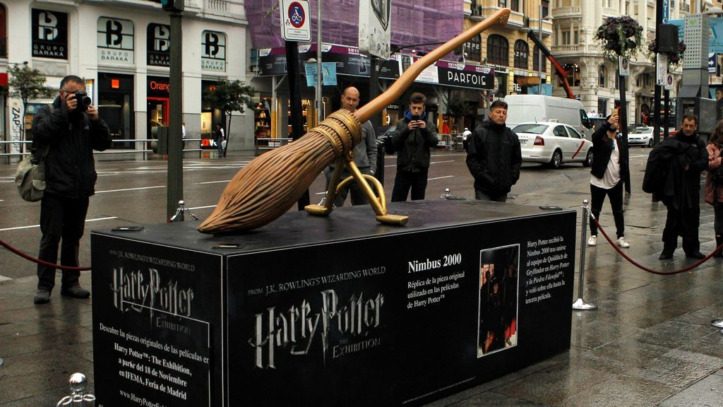 Harry Potter Nimbus 2000