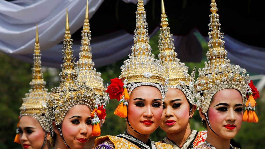 1. Bangkok (Tailandia)  con 20.19 millones de visitantes previstos en 2017
