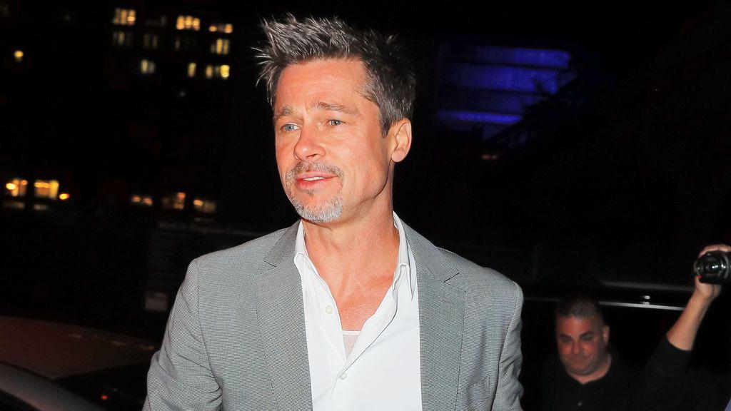 Medios americanos aseguran que Brad Pitt sale con una compañera de reparto de Angelina Jolie