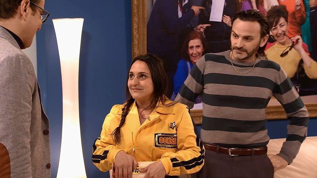 Pepa Rus interpretará a la conserje sustituta de Mirador de Montepinar, el lunes en 'La que se avecina'
