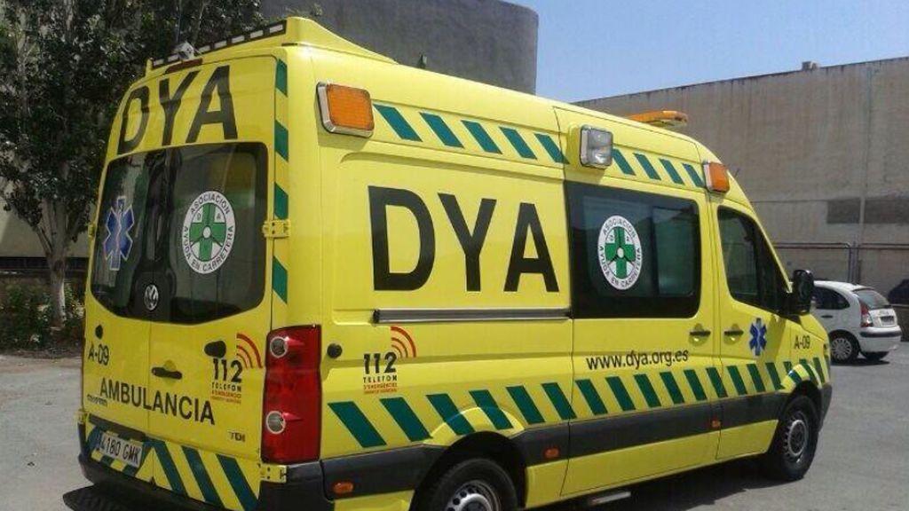 Heridas cinco niñas en Alicante por una caída de 5 metros al ceder una claraboya
