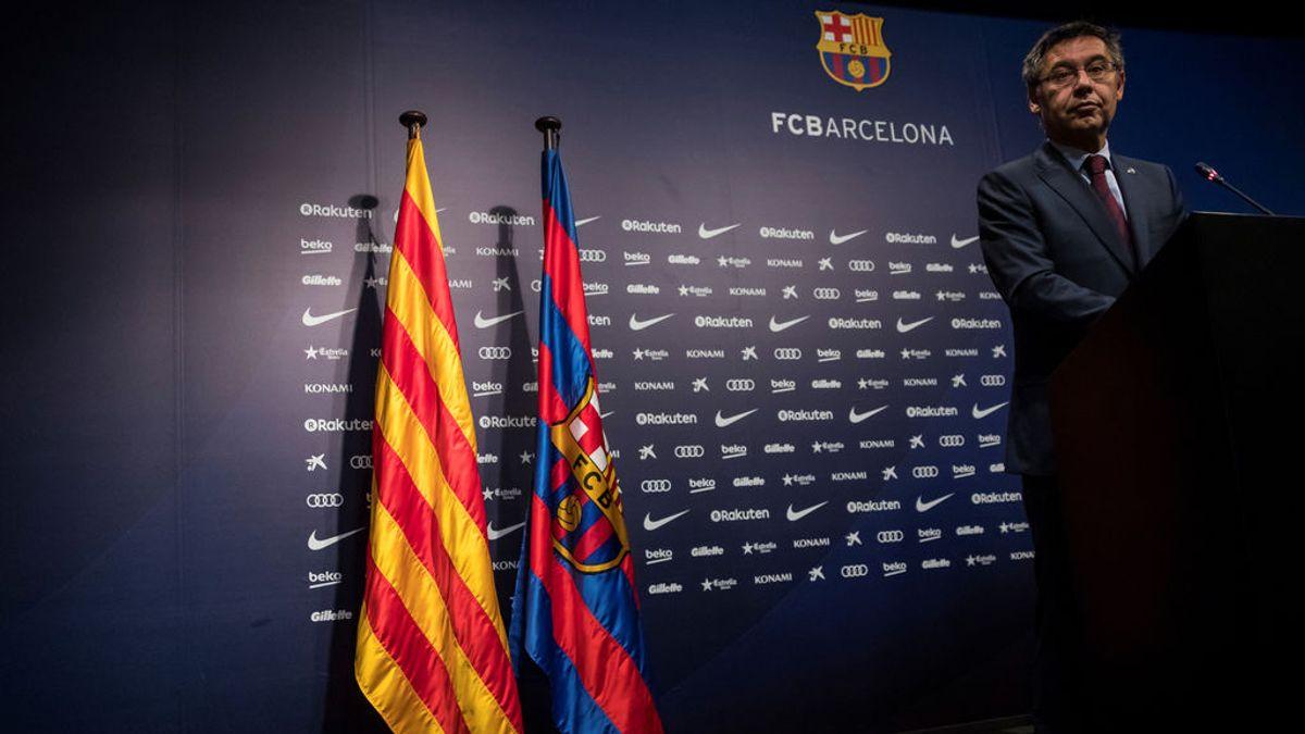 El Barça pierde su primera peña por su implicación política