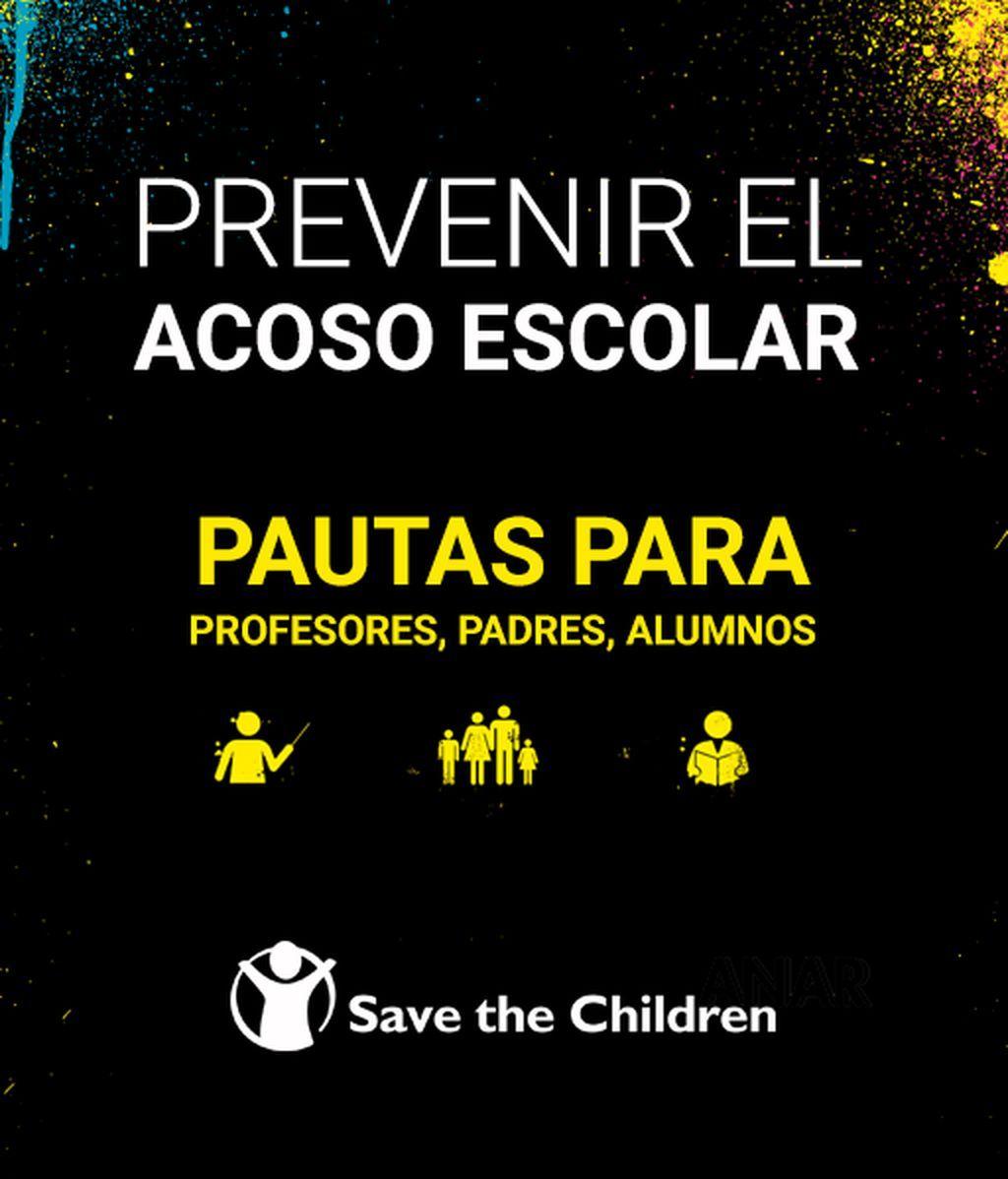 Save the Children España nos da pautas para padres, profes y alumnos contra el #AcosoEscolar Entra en httpswww.sebuscanvalientes.com#pautas y descárgalas!