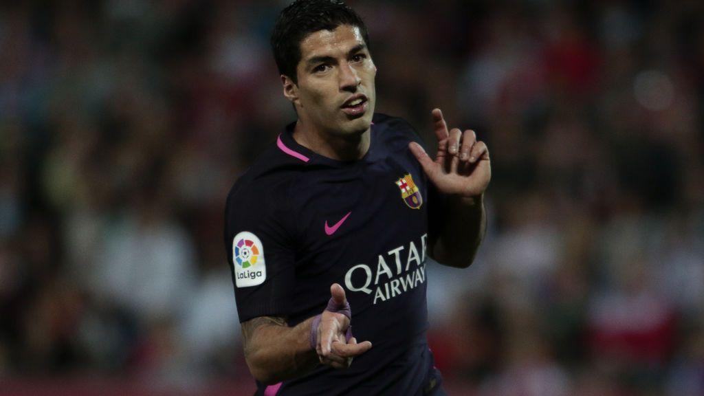 Luis Suárez se vuelva con un jugador que fue insultado por tener una malformación