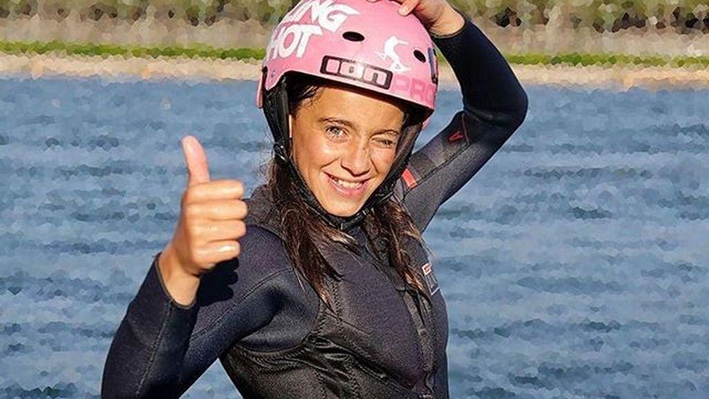 Telma Cester tiene 11 años y es la cuarta mejor rider del mundo en wakeskate