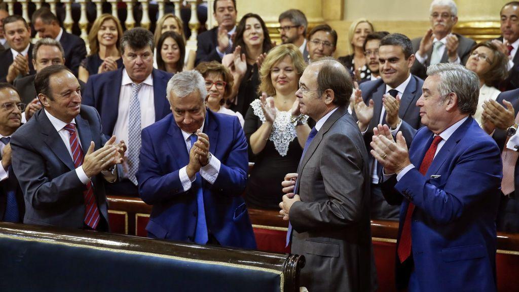 Estos son los 27 senadores que decidirán sobre la aplicación del 155 en Cataluña