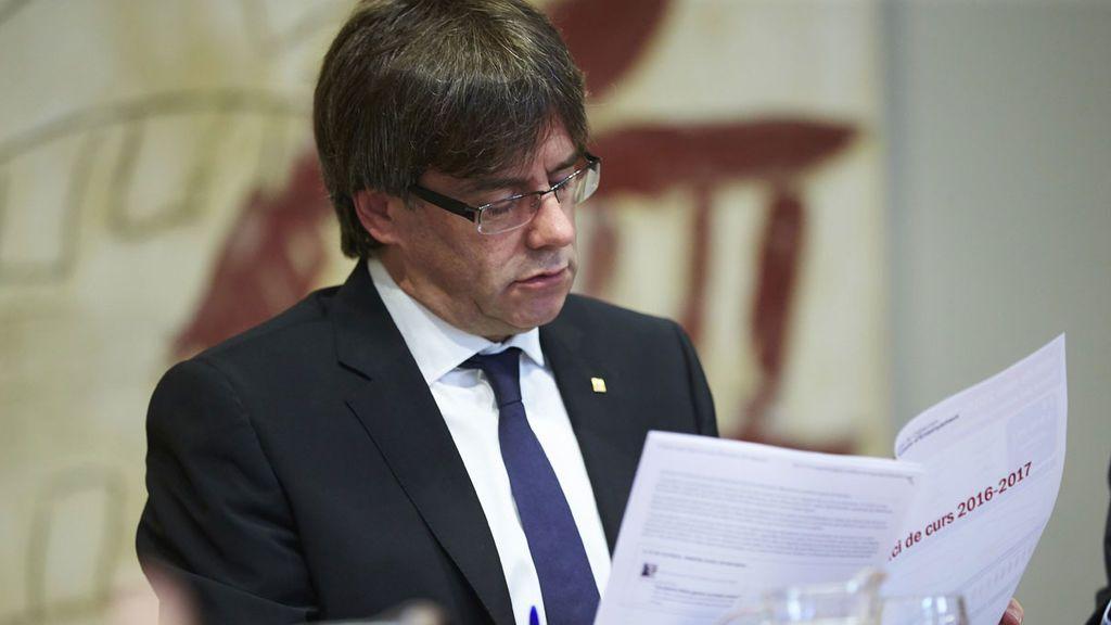 El Gobierno abre la puerta a paralizar el 155 en el Senado si Puigdemont rectifica