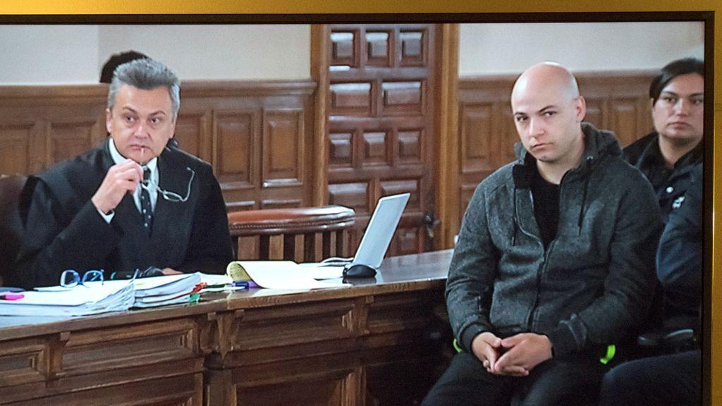 Morate, el presunto asesino de Marina y Laura, ante el juez