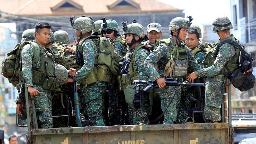 Fin a las operaciones militares en la ciudad de Marawi