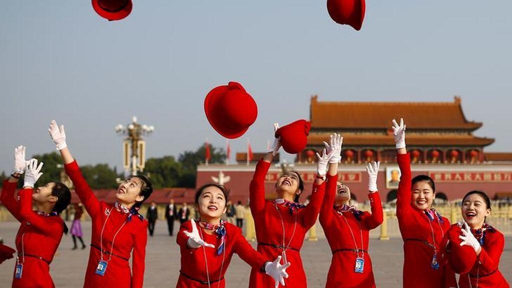 XIX Congreso Nacional del Partido Comunista de China