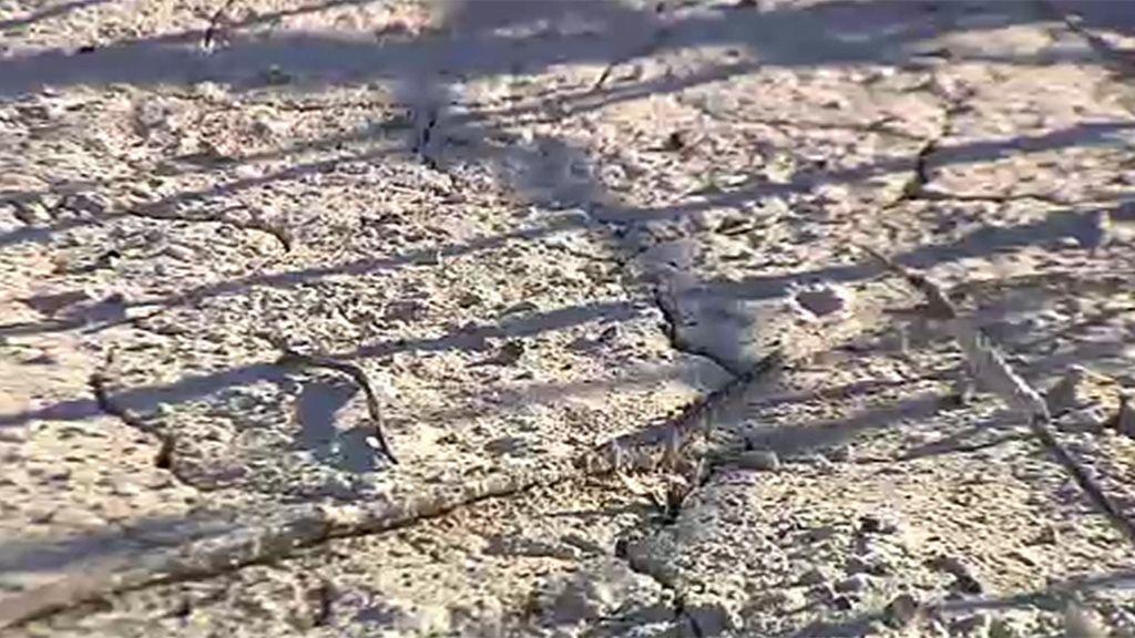 La sequía asola España en el año más seco de la historia
