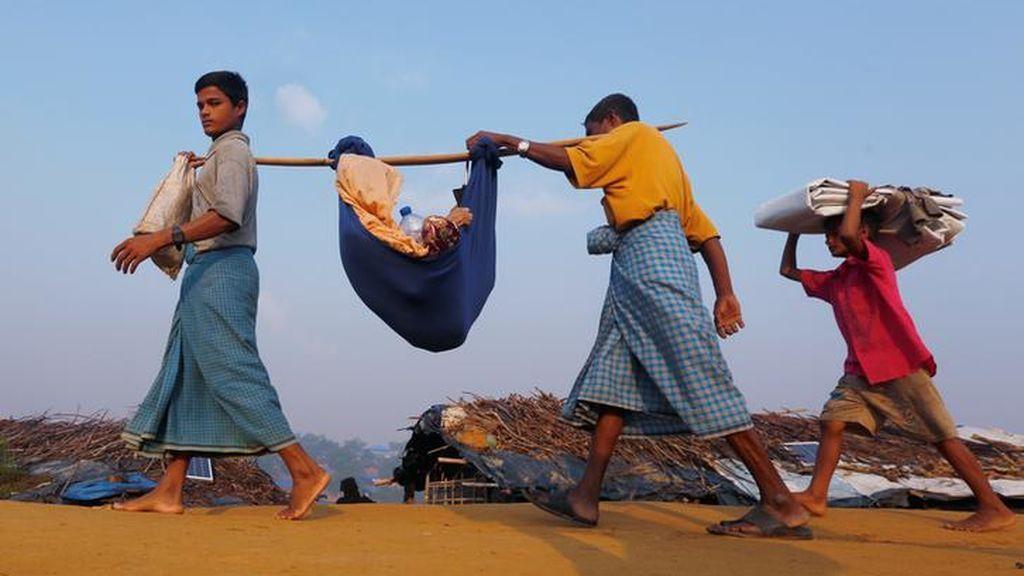 Continúa la crisis de los refugiados Rohingya