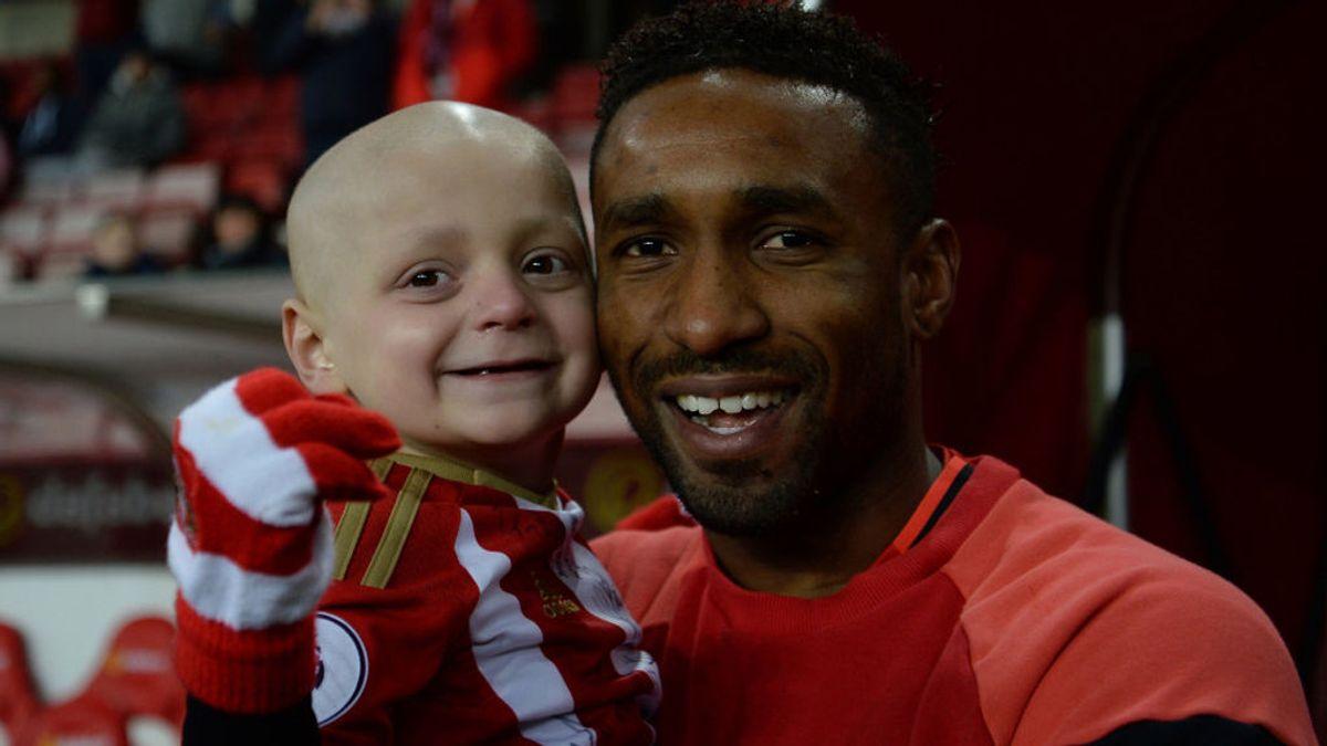 El momento más emotivo de 'The Best': el recuerdo a Bradley Lowery, el pequeño fan del Sunderland fallecido