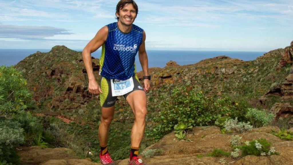 Confirman que el cadáver encontrado en el Teide es de Víctor Teni, triatleta desaparecido hace tres años mientas entrenaba
