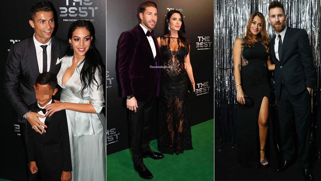 Vestid@s para ganar: analizamos el photocall 'The Best' traje a traje