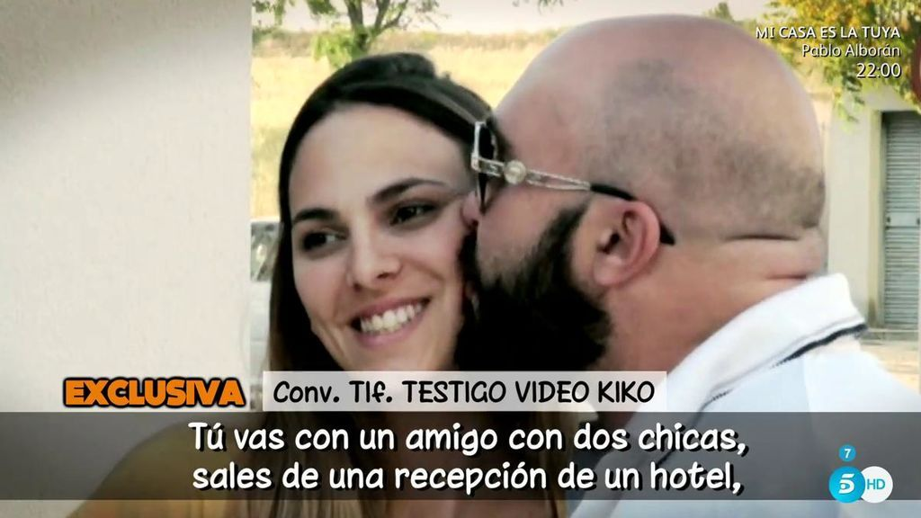 Las declaraciones de la testigo del supuesto vídeo de Kiko Rivera, en exclusiva