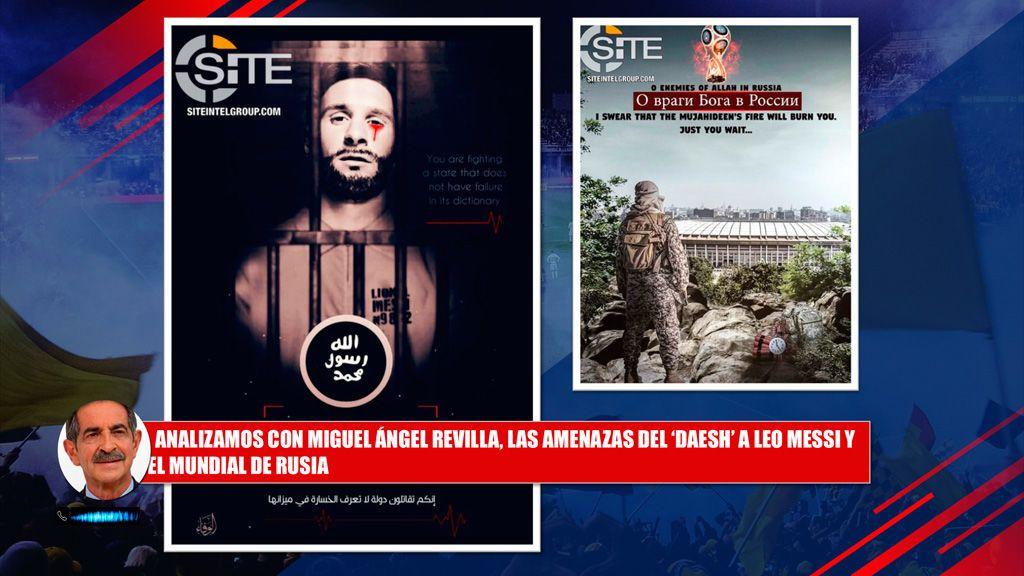 """""""Hago un llamamiento para que no nos acojonemos..."""" Miguel Ángel Revilla, claro ante la amenaza del ISIS al Mundial"""