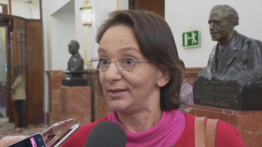 """Bescansa: """"Nos hemos olvidado de contar que en Podemos no íbamos a respaldar la independencia de Cataluña"""""""
