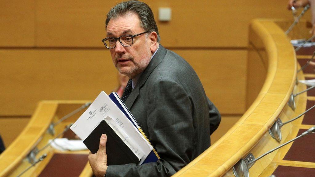 Cleries cree que Puigdemont podría acudir al Senado el jueves