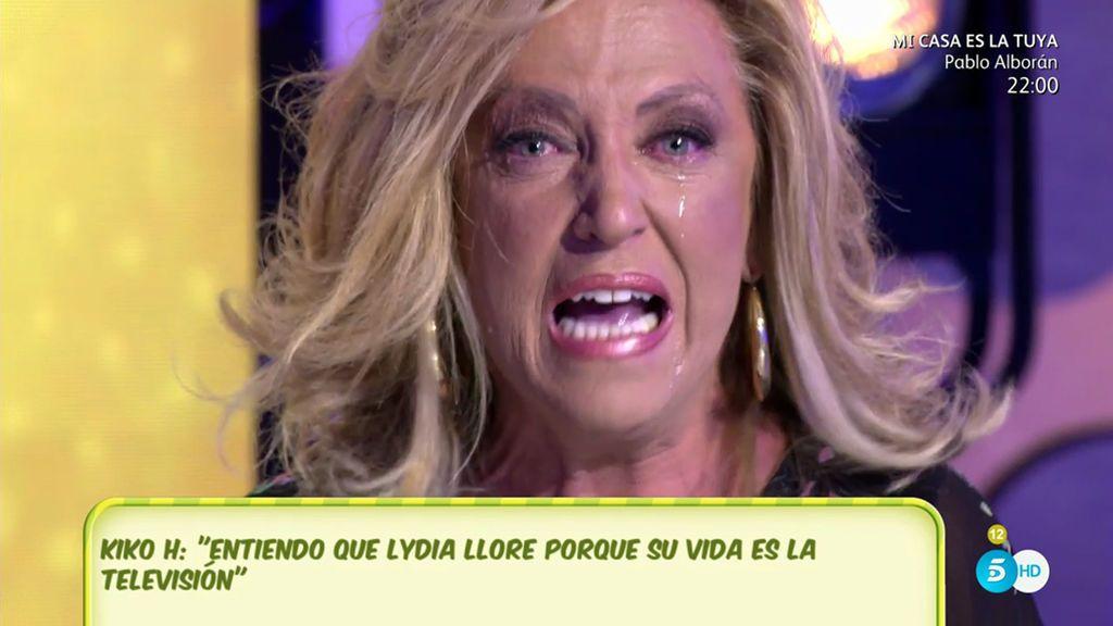 """Lydia Lozano estalla contra la dirección de Sálvame: """"Si me vais a despedir, me lo podíais haber dicho a la cara"""""""