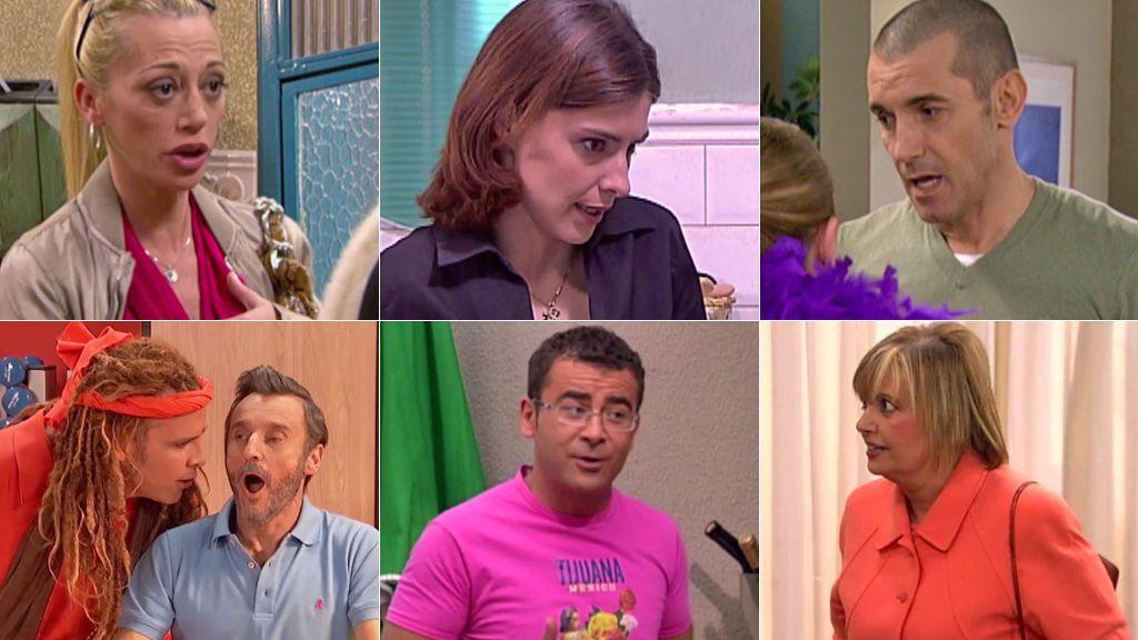 Los 10 cameos de nuestros 'telecinqueros' en series que había que rescatar sí o sí