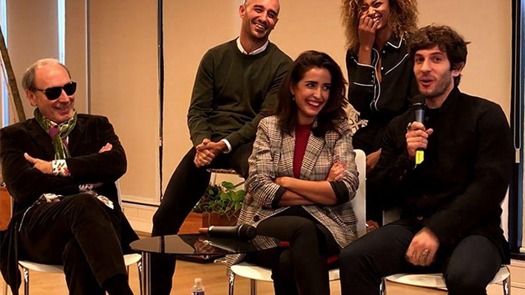 Quién es quién en 'El accidente', nueva serie de Telecinco con suspense y amores imposibles