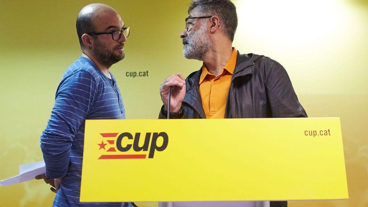 """La CUP lamenta que la opción de convocar de elecciones """"gane peso"""""""