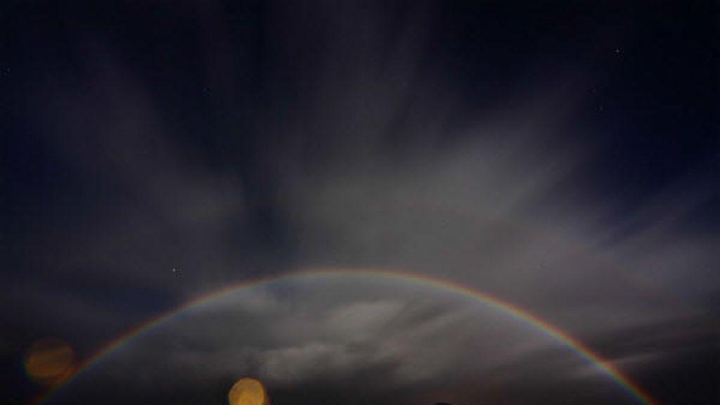 ¿Conoces los arcoíris lunares? Te contamos cómo y dónde verlos