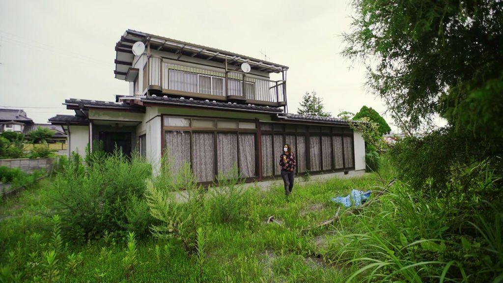 Los pueblos fantasmas de Fukushima se mantienen como el día de la catástrofe