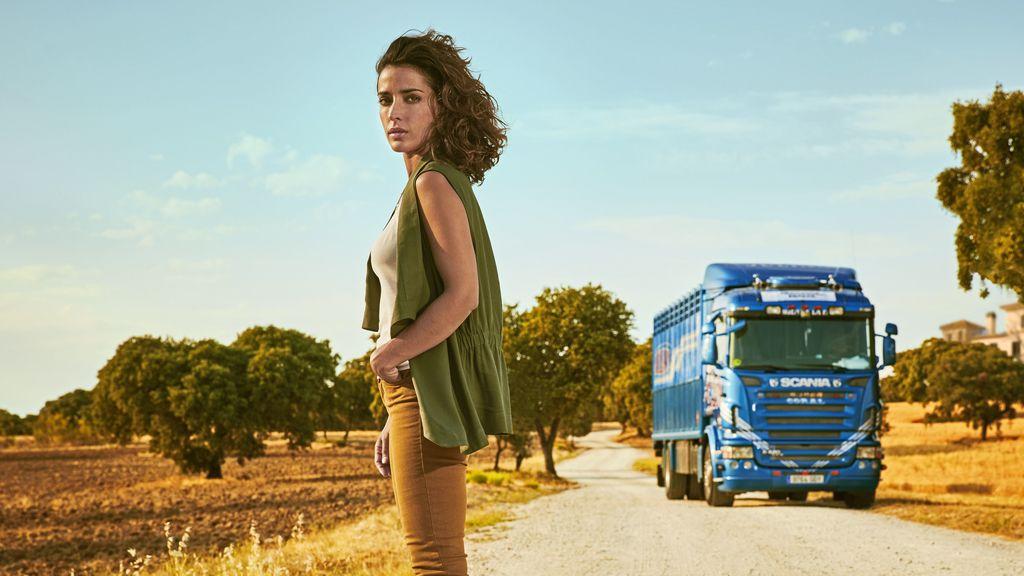 Inma Cuesta es Lucía en 'El accidente'