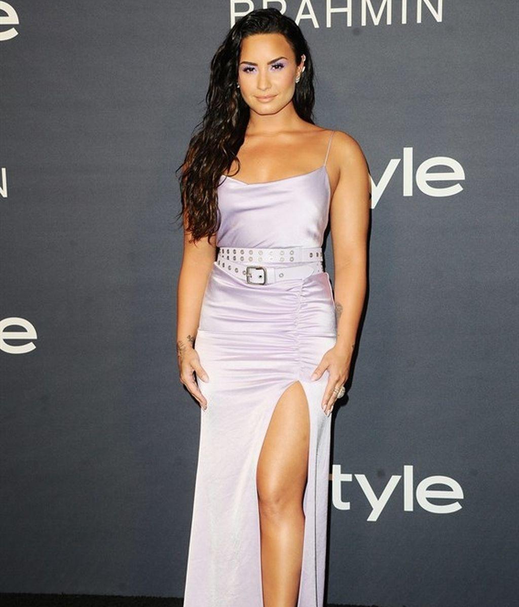 Demi Lovato, actriz y cantante estadounidense