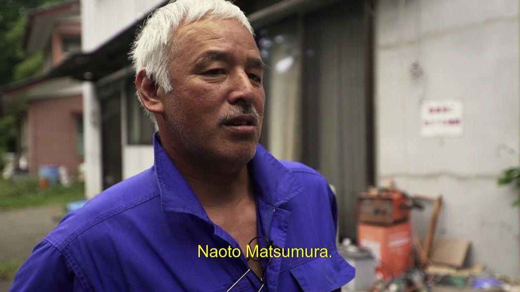 """El último habitante de Fukushima: """"Me quedé para salvar a los animales"""""""