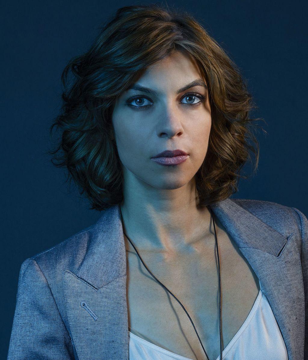 Natalia Tena en 'Inteligencia colectiva' de TNT
