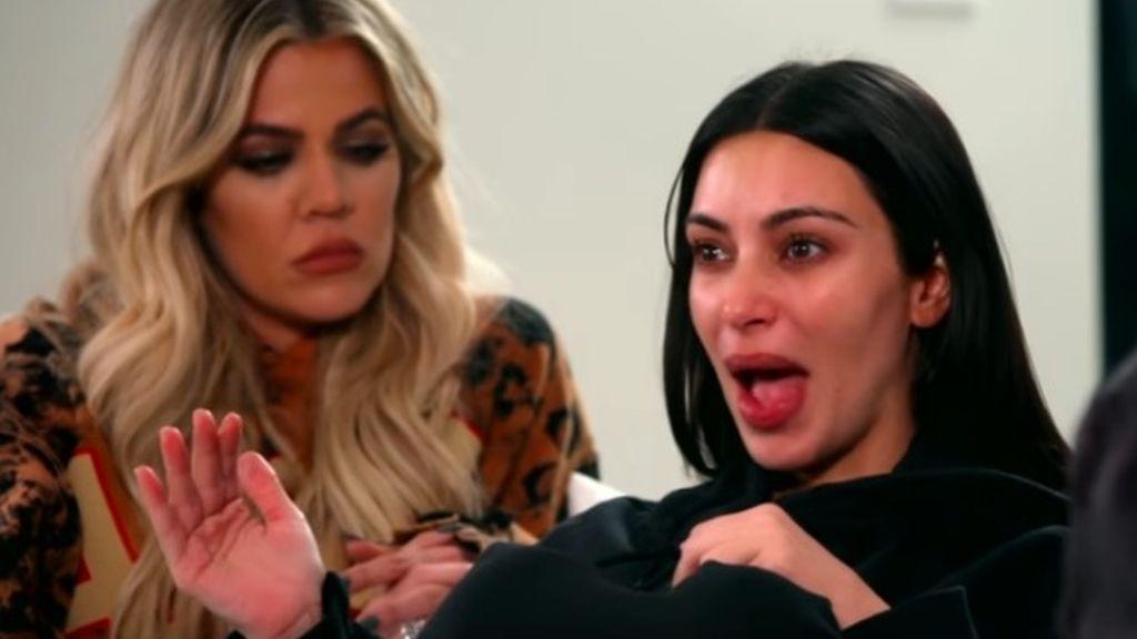 Kim Kardashian habla sobre el atraco que sufrió en París en su 'reality' 'Las Kardashian'