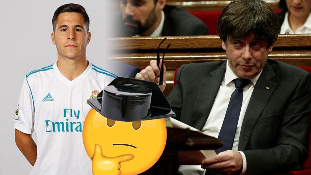 El Madrid alinea a Tejero en el momento más crucial de la crisis catalana 😂😂😂