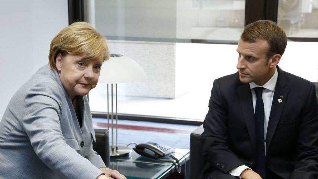 Alemania y Francia dan su apoyo a Rajoy frente a la independencia de Cataluña