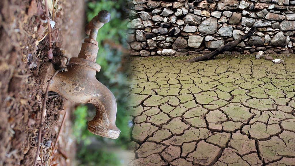 Cortes de agua en casa y campos sin regar: las medidas más duras de la sequía