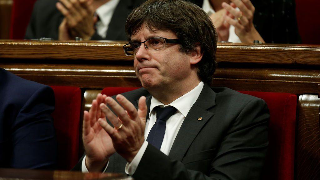 Cataluña, al borde de la DUI y el 155