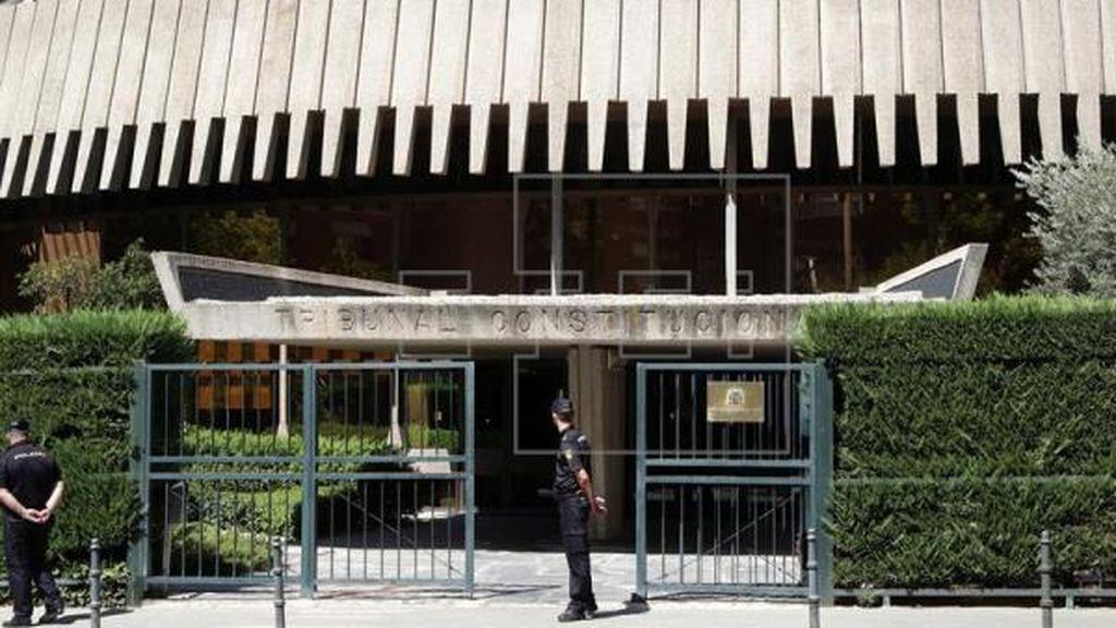 El Gobierno presenta el lunes ante el TC el incidente de ejecución de sentencia para anular la independencia