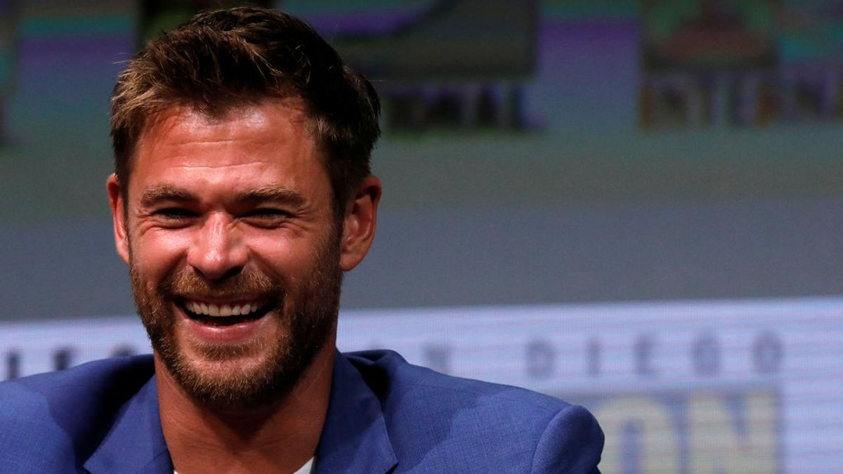"""Los duros entrenamientos a los que se somete el actor Chris Hemsworth para conseguir """"cuerpazo"""""""
