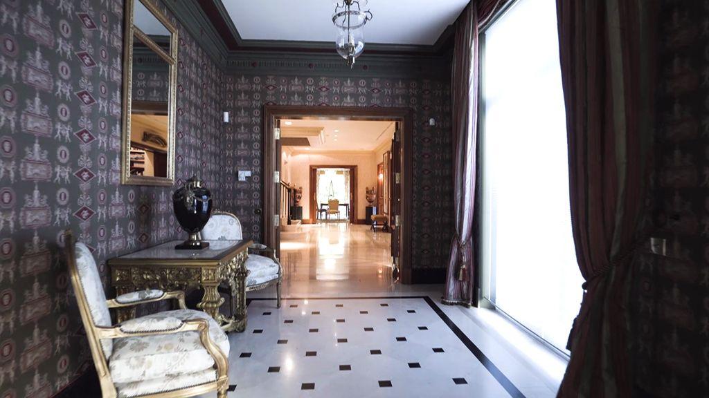 Las fotos de la mansión a lo 'Falcon Crest' de María Teresa Campos que harán que te mueras de envidia