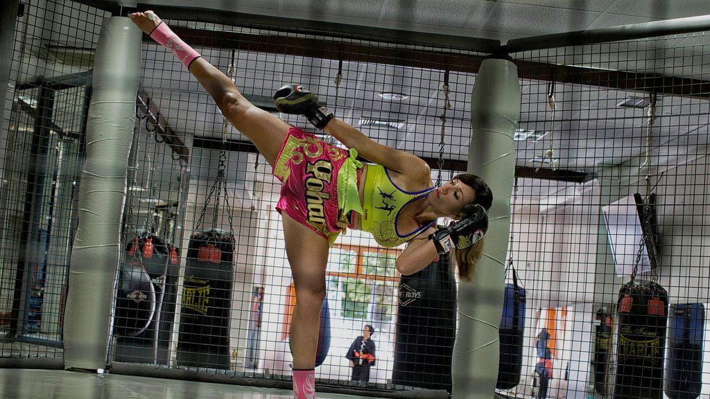 """Yohanna Alonso, campeona del mundo de Muay Thai, defiende los deportes de contacto en niñas: """"No tengáis miedo"""""""