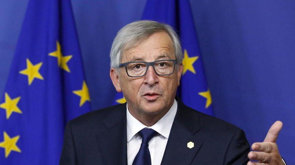 """Juncker pide tras la DUI """"evitar fisuras"""" porque Europa """"no necesita otras fracturas"""""""
